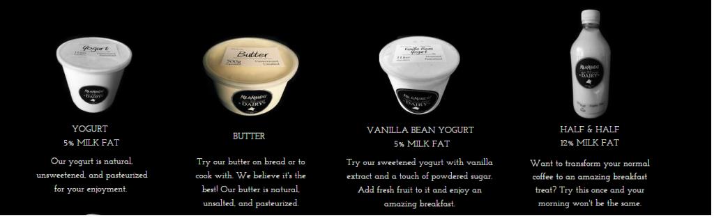 yogurt from milkmandu