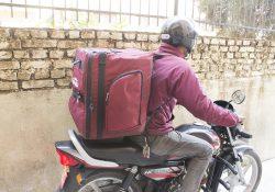 delivery driver in foodmandu
