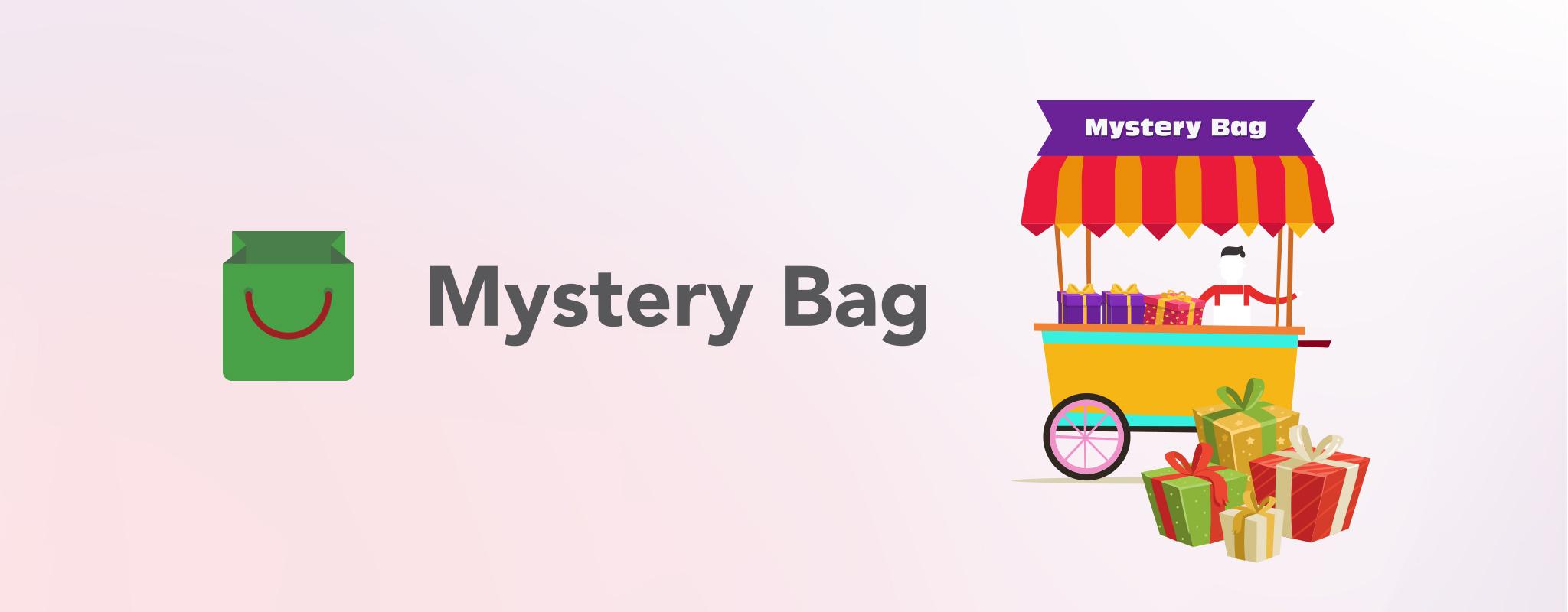 Mystery Bag Foodmandu Online Food Festival