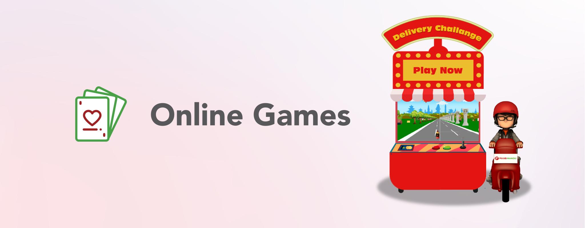 online games Foodmandu Online Food Festival