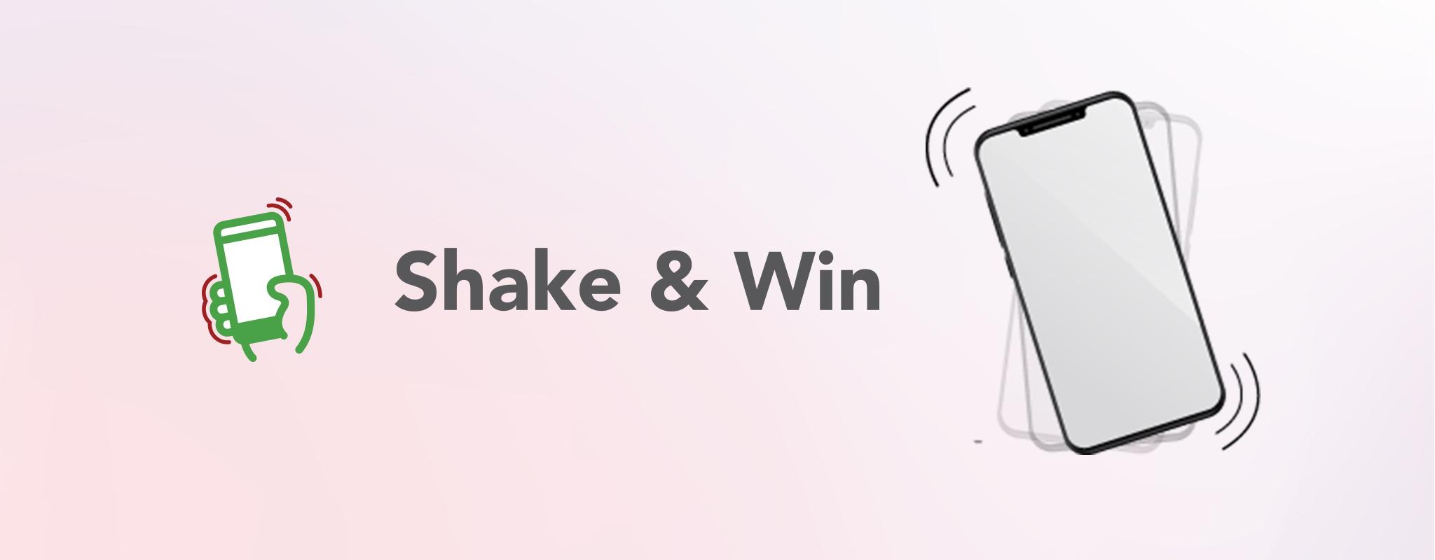 shake and win game Foodmandu online food festival
